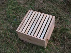 Warré Bee Hive hive box image