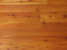 photo of larch flooring